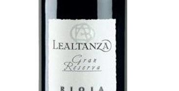 2010 LeAltanza Gran Reserva Rioja was $160