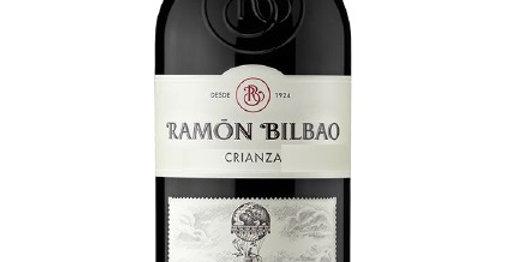 Ramon Bilbao Crianza, Rioja, Spain 6 bottles was $35 NOW $24.50 per btl