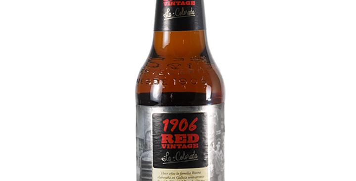 Estrella Galicia 1906 Red 8%  (24pk x 33cl) $3.79 per bottle