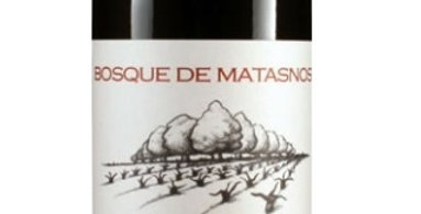 2011 Bosque de Matasnos, Ribera del Duero was $150