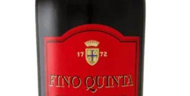 Osborne Fino Quinta Sherry 750ml  was 43 Now $30.10