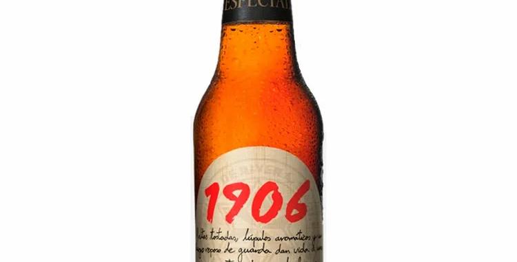 Estrella Galicia Reserva 1906 6.5% abv (24pk x 33cl)