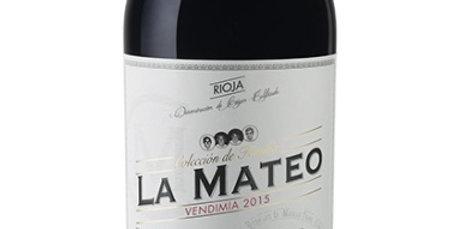 2014 La Mateo, Crianza -  Rioja was $152