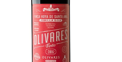 Olivares Tinto, Monastrell, Spain 12 bottles was $20.80 NOW $14.58