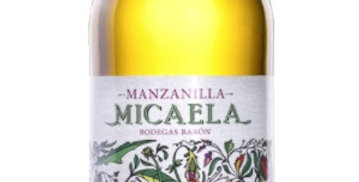 Micaela Manzanilla Sherry 375ml 12 bottles x $11.55 each