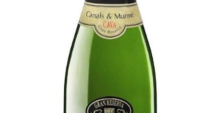 Canal & Munne I'Avi Gran Reserva Cava 6 bottles x $45