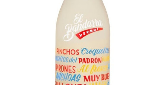 'El Bandarra' White Vermouth 1litre  was $46 now $32.50 BTL