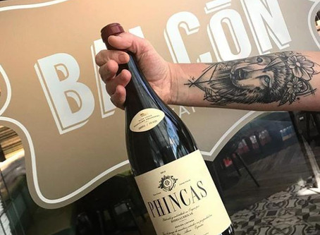 Named in the top 6 winemakers of Rioja
