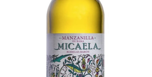 Micaela Manzanilla Sherry 375ml 12 bottles x $17.25each