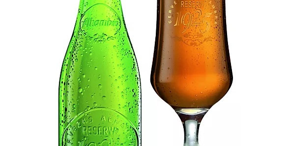 Alhambra 1925 Beer, 24 x 330ml  $3.20 per BTL