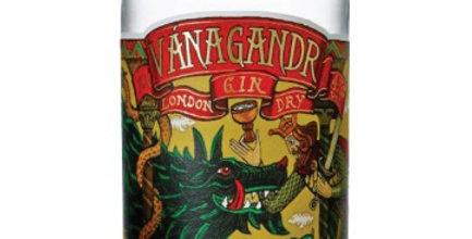 Vanagandr Gin 750ml  was $ 157 bottle NOW $102