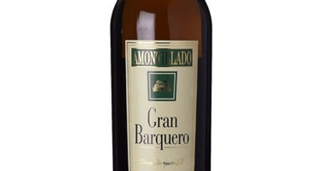25yr Gran Barquero Amontillado was $60 Now $42 per btl