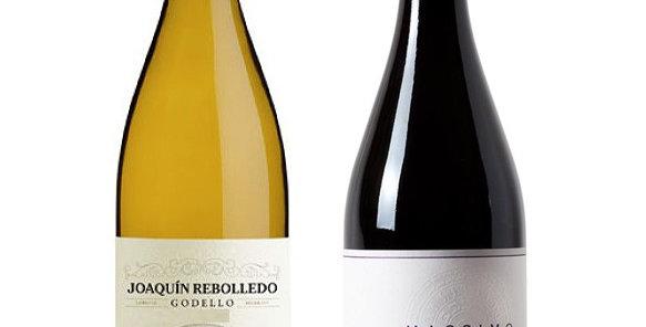 Joaquin Godello & Massimo Mencia 2x6pack  Now $24 btL