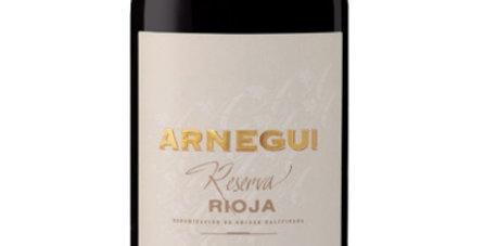 2013 'Arnegui', Reserva, Rioja per bottle $53