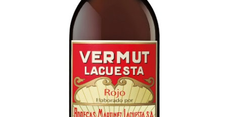 Lacuesta Vermouth, Rojo, Spain 750ml $28 Now $19.6