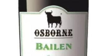 Osborne BAILEN Oloroso Sherry, was $50  Now $35