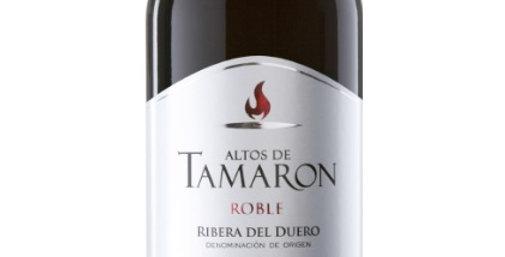Altos de Tamaron Roble, Ribera Del Duero was $27 NOW $18.90 per btl
