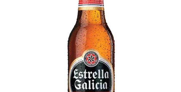 BUY 3 + GET 1 FREE Estrella Galicia  250ml  24 pk  $2.01 per bottle