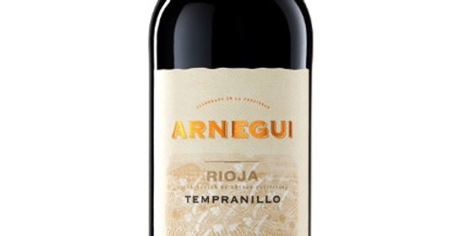 Arnegui Joven Tempranillo, Rioja 6 bottles  $28perbottle