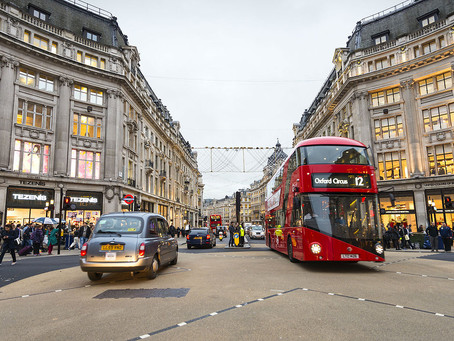 Central London Retail Outlook