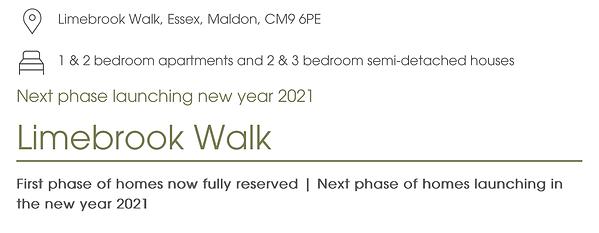 Limebrook Walk- Shared Ownership in Mald