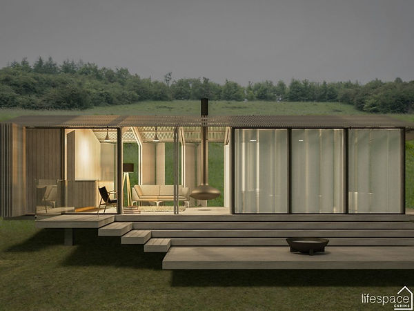 1Contemporary-Luxury-Cabin-in-Cotswolds-with-open-sides-and-floating-log-burner-_-Life-Spa