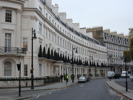 Britain & Wales: Most Expensive Residential Streets