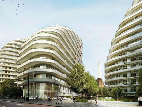 London: Battersea Power Station Home Sales Update