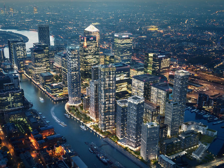 London Ranks First In Commercial Real Estate Investment