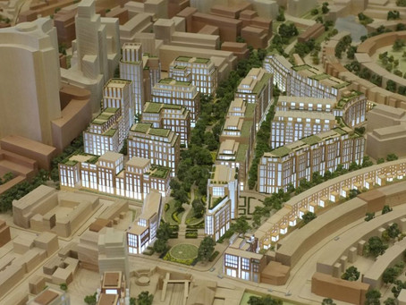 London: Over Station Development