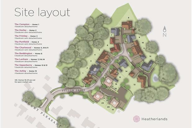 3New Homes For Sale Heathfield| Millwood