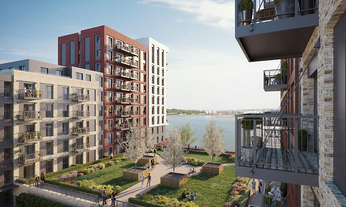 1aMeridian Waterside - Apartments for Sa