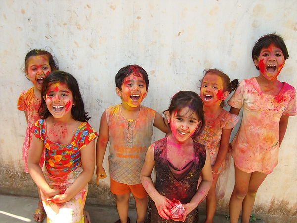 Effects of Color on Children. Colors hav