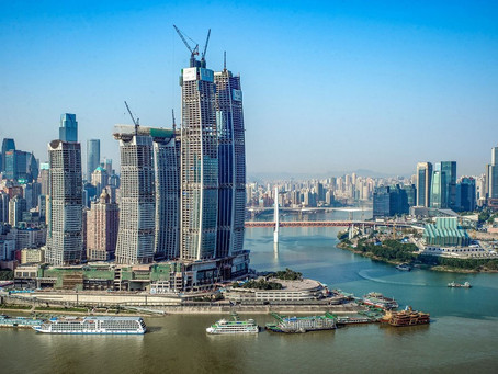 China: Raffles City Chongqing