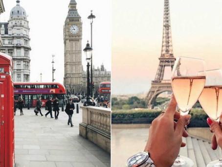London and Paris Prime Property Index