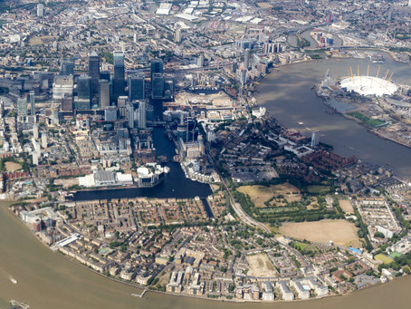 Isle of Dogs is Londons Best Location to Live