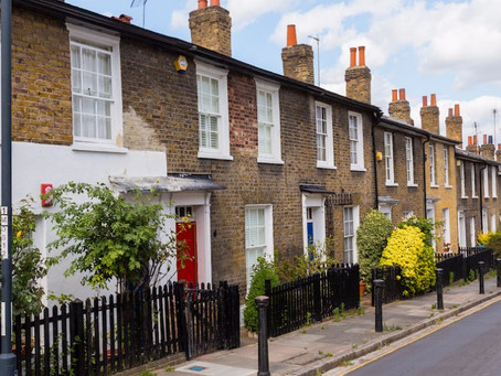 UK Latest: Moderate Growth In House Prices