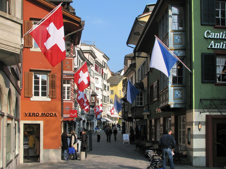 Swiss Real Estate Update