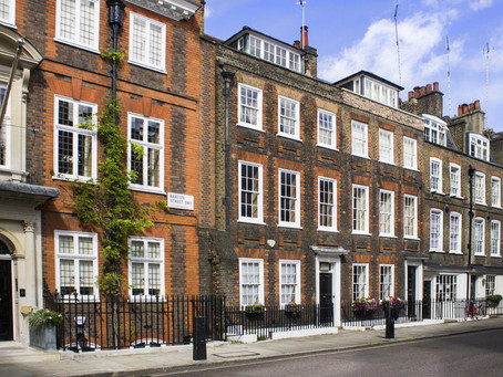 London & The Vacant Homes