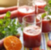 Cure de jus frais