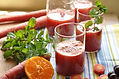Make and drink a fruit and veggie smoothie daily
