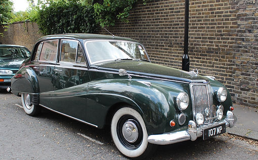12. My Armstrong Siddeley Star Sapphire