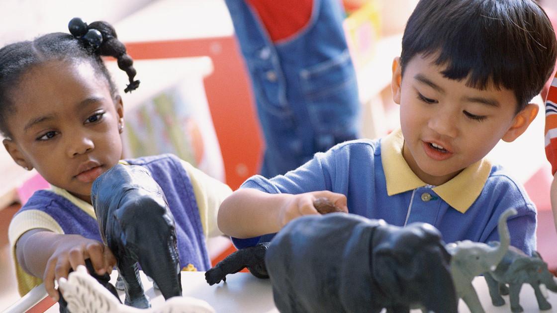 Enroll in our Toddler Program