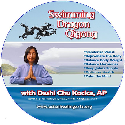 DIGITAL DVD:  SWIMMING DRAGON QIGONG