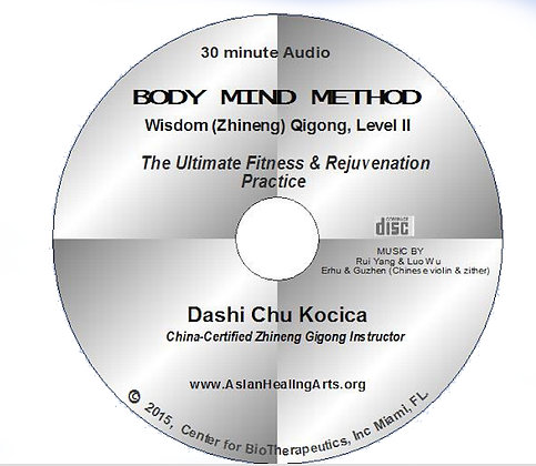 Digital CD:  Body Mind Method Companion Audio CD