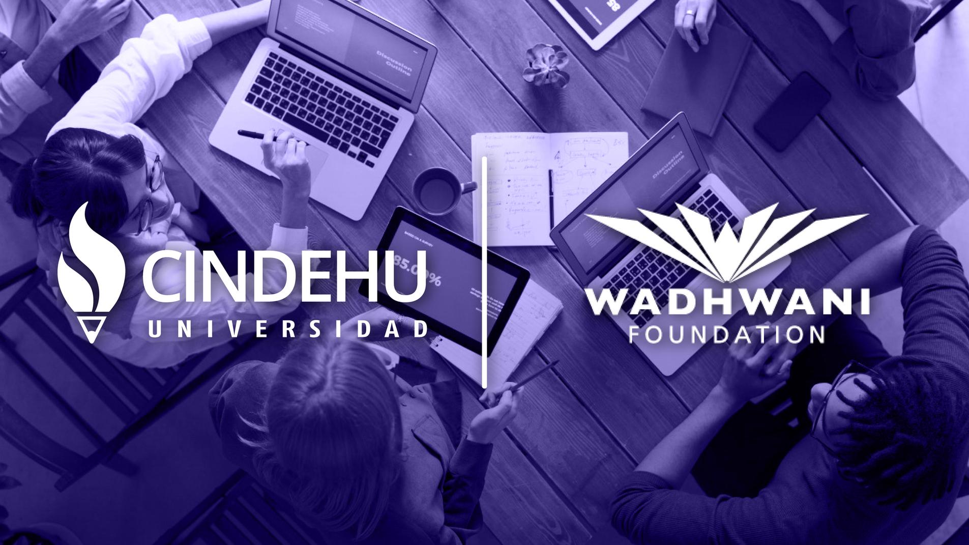 Alianza Entre Fundación Wadhwani y La Un