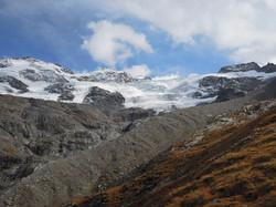 Le glacier du Génépy Pralognan