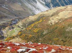 Automne Vallée de Chavière