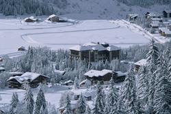 Ski nordique à Pralognan