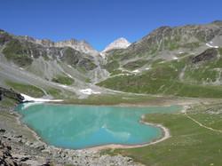 Le Lac Blanc Pralognan la Vanoise